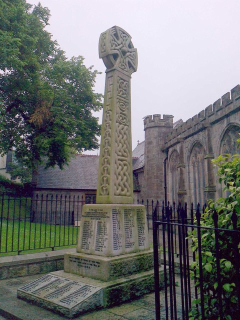 War Memorial, St Austell