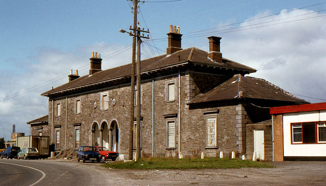Athlone GS&WR station