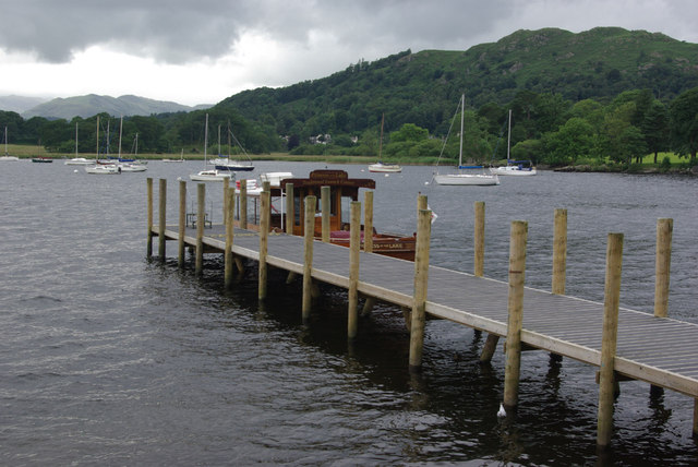Jetty at Waterhead