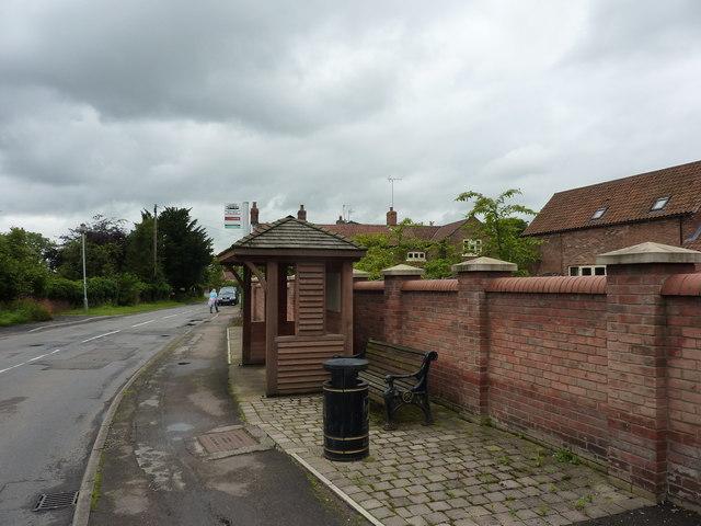 Shelford shelter
