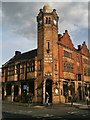 SP0783 : The Fighting Cocks, Moseley by Chris Whippet