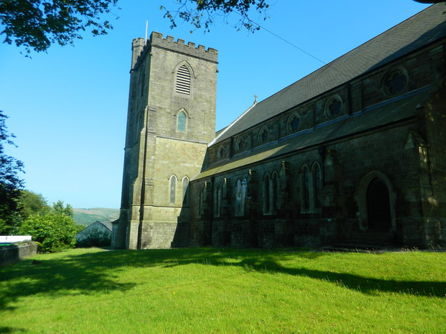 St Michael's Church, Maesteg