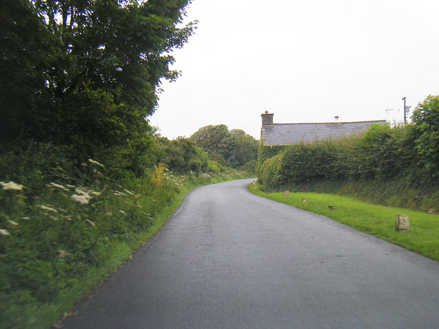 Lane at Capel