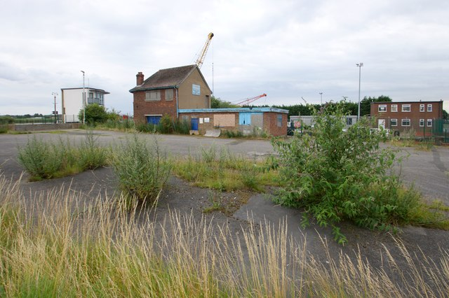 Former Railway Wharf, Keadby