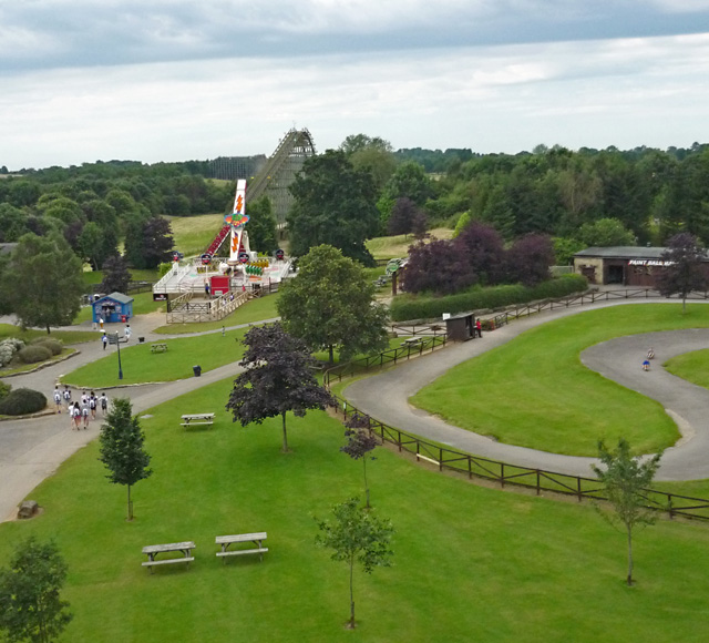 Lightwater Valley, North Yorkshire