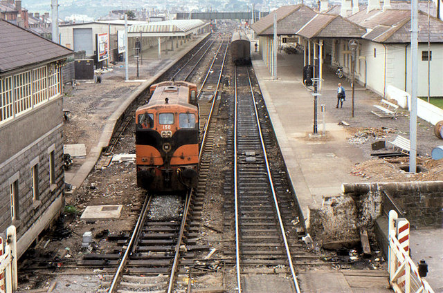 Bray station (1983)
