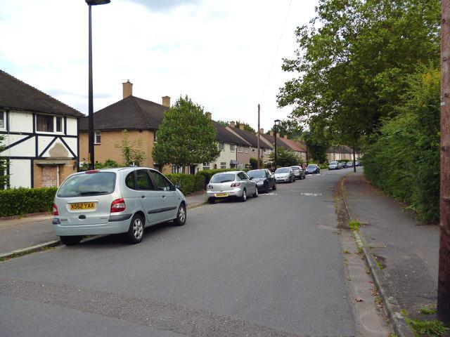 Dulwich:  Bowen Drive