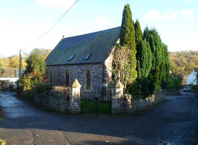 Former Methodist Church, Tintern