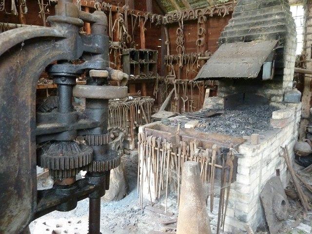 Blacksmith S Forge 169 Rob Farrow Cc By Sa 2 0 Geograph