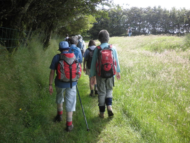 Ramblers, near Winstitchen