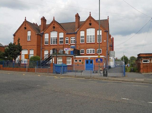 Coventry-Earlsdon County Primary School