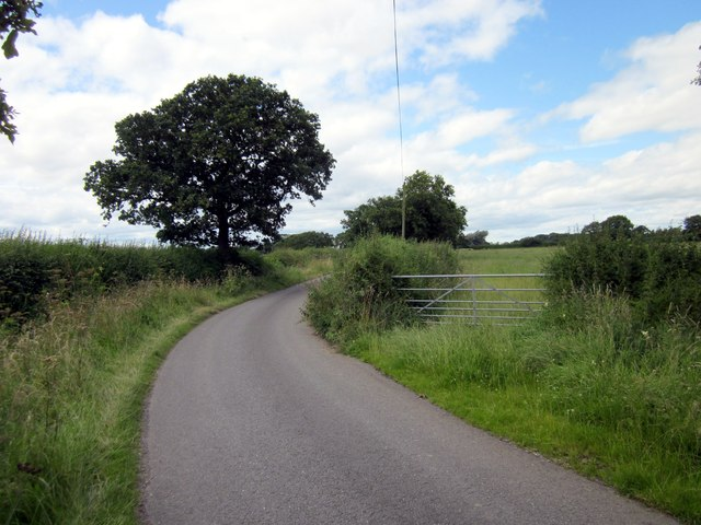 Park Lane, Hoofield