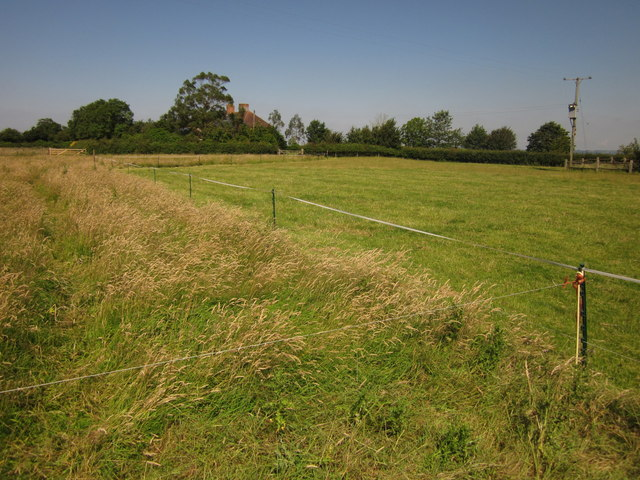 Electric fence, Monarch's Way
