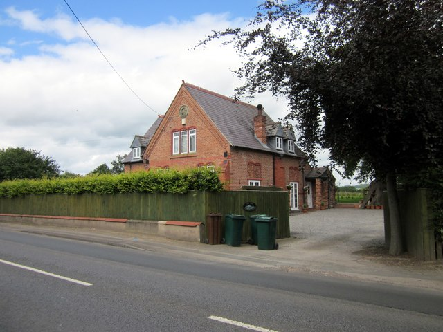The Old Methodist Chapel, Clotton