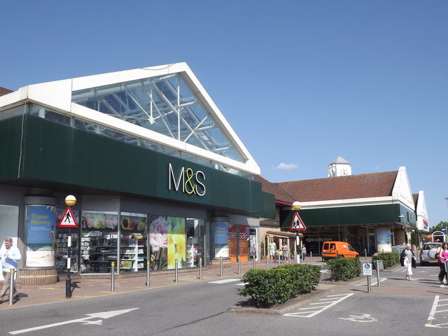 M&amp;S Brooklands