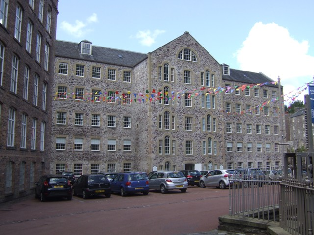 Front of Mill No1