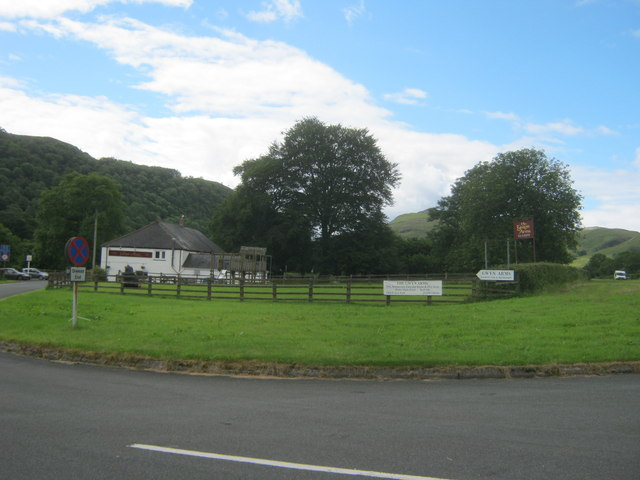 The Gwyn Arms in Glyntawe