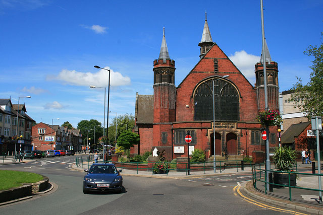 Firth Park Methodist Church