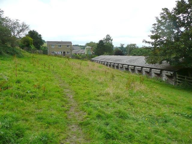 Hebden Royd Footpath 51