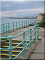 TQ3602 : Steps down to Ovingdean Gap by Oast House Archive