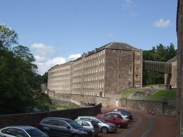 Mill Nos 2, 3 and site of 4