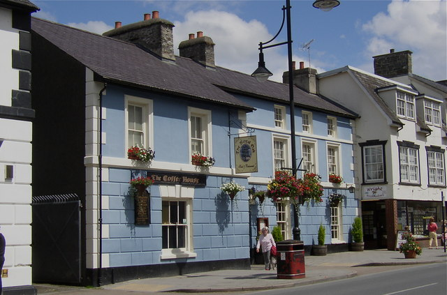 The Royal Oak on High Street