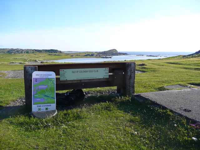 Isle of Colonsay Golf Club