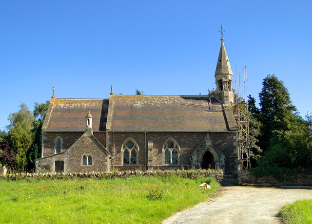 St Michael and All Angels, Little Marcle