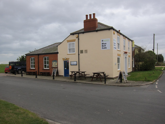 Blue Bell information centre