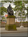 SJ8498 : Statue to James Watt by David Dixon
