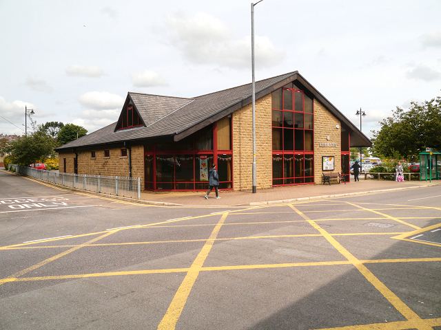 Great Harwood Library, Queen Street