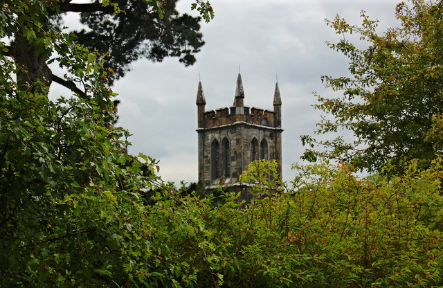 Bunratty Park - Site #19 - Ardcroney Church Tower