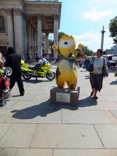 Trafalgar Wenlock in St Martins Place