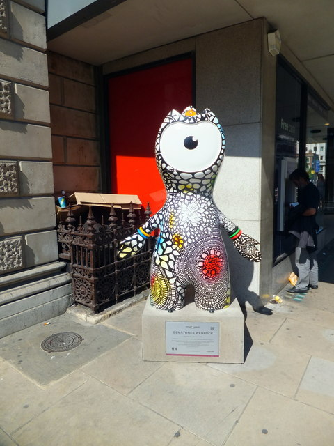 Gemstones Wenlock in Piccadilly