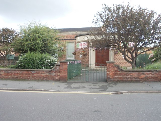 Springfield Day Nursery - Clarence Road