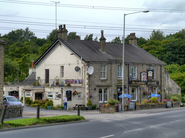 The Hyndburn Restaurant And Bar