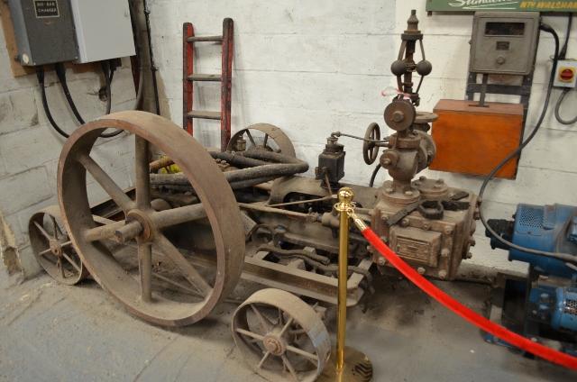 Marshall Horizontal Engine