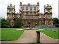SK5339 : Wollaton Hall: south front by John Sutton