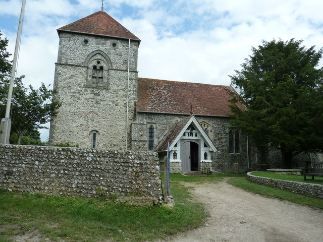 St Andrew's Church Jevington
