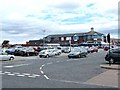 NZ4060 : Morrison's Superstore, Seaburn by Oliver Dixon