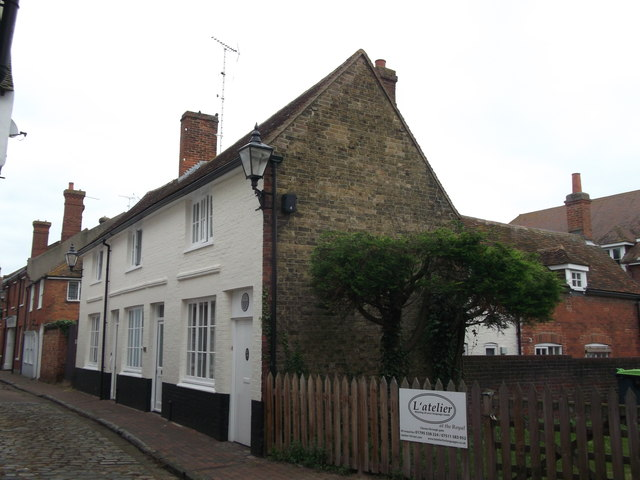 The former Star Inn, Faversham