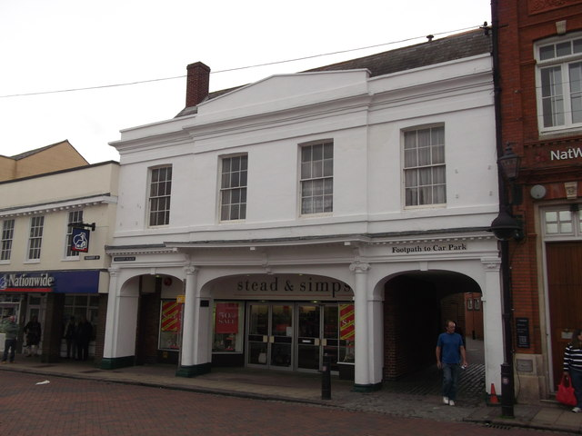No12 Market Place, Faversham