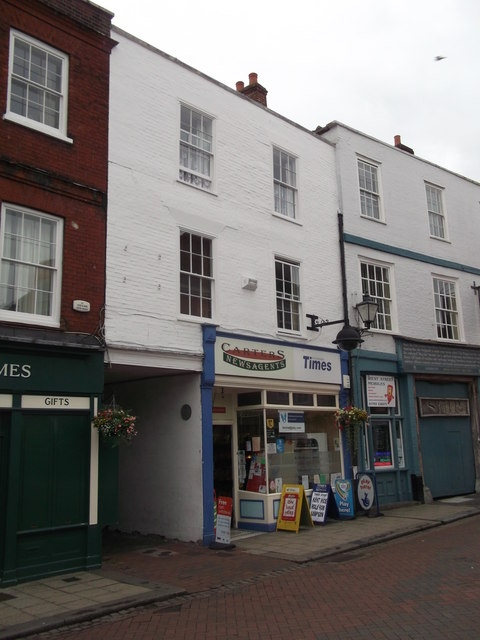 No.15 Market Place, Faversham