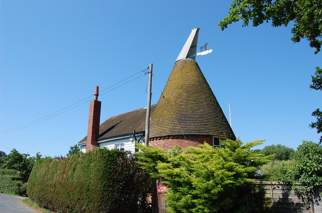 Bounds End Farm Oast