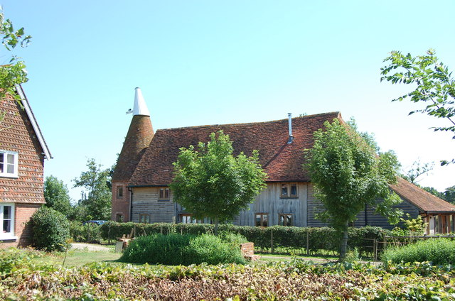 The Old Oast, Sandhurst Bridge Farm