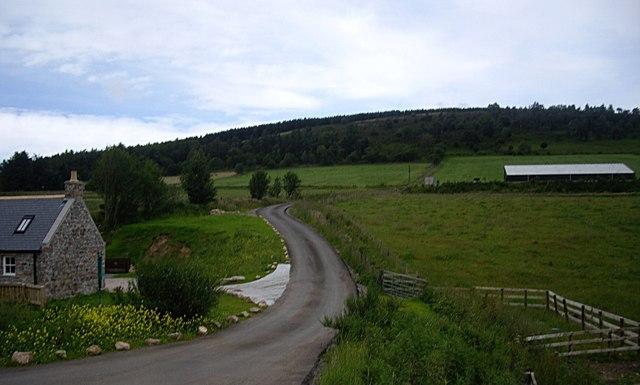 Access to Sunnybrae (2012)