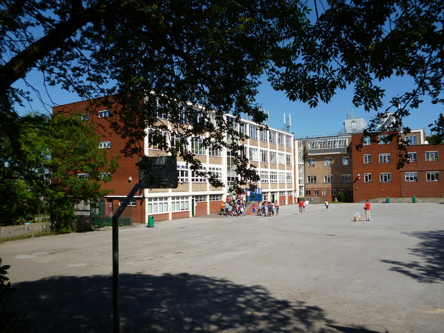 Streatham:  Bishop Thomas Grant school