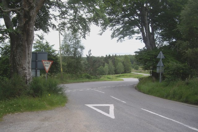 Glencomie junction