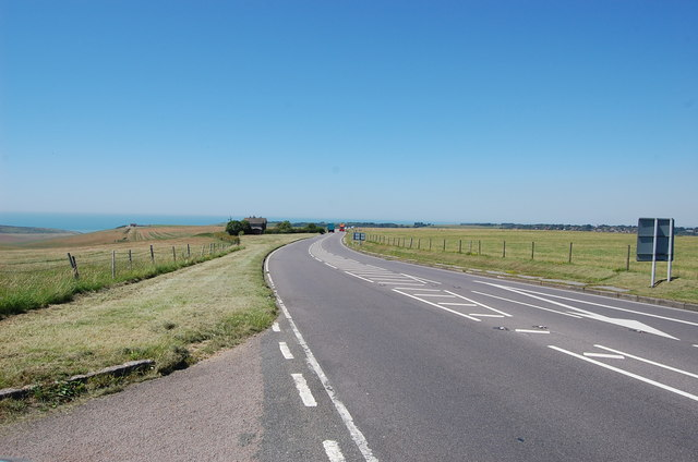 A259 towards East Dean
