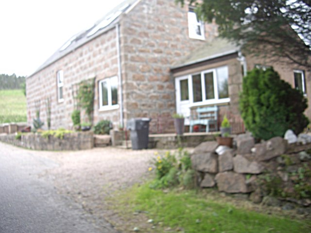 Tillylodge by the Cushnie road